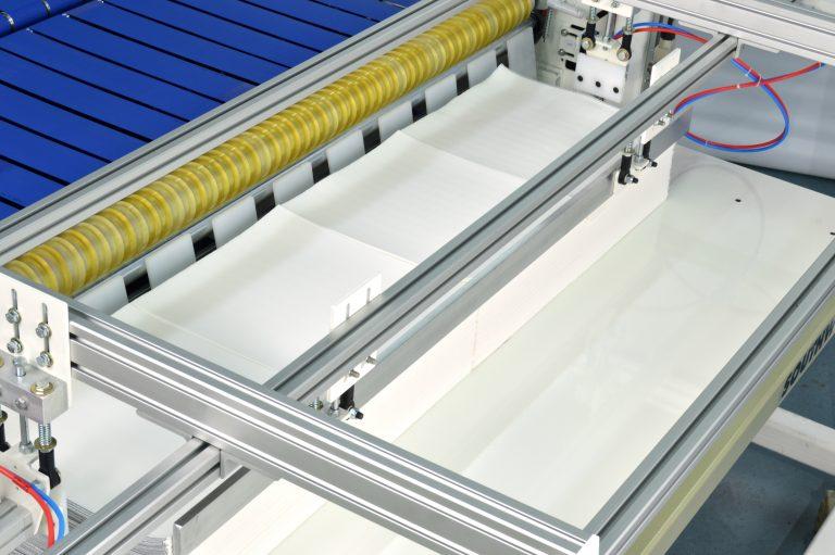 Conveyor Stacker Detail