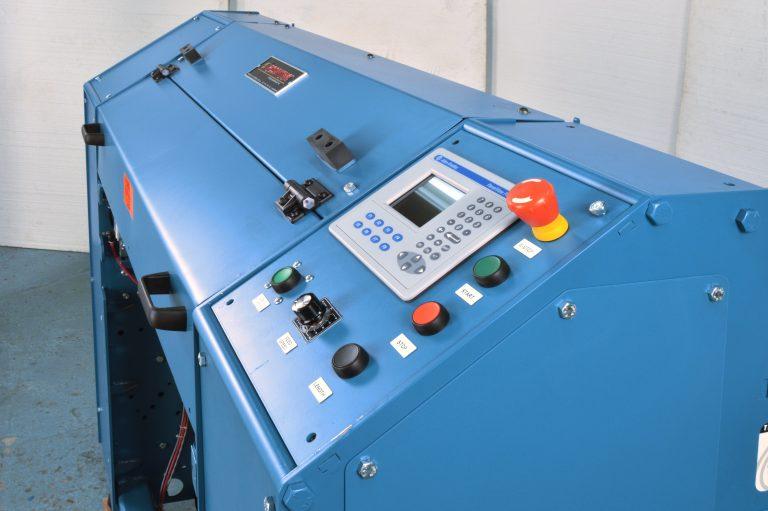 Control Panel Closeup up