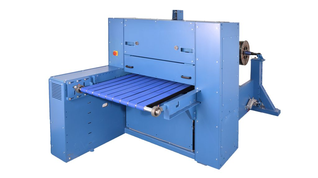 high precision sheeting machine