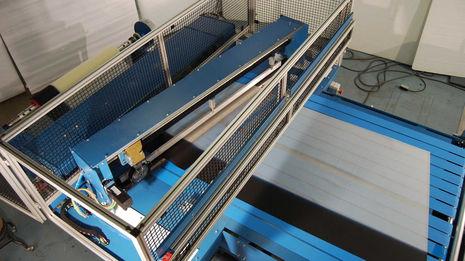 Adjustable Angle Sheeter