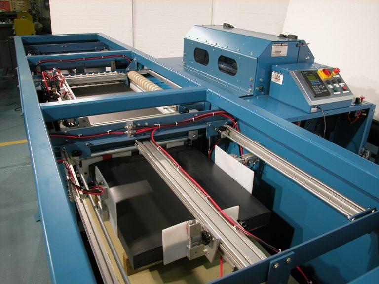 Dual Stacker Conveyor Detail