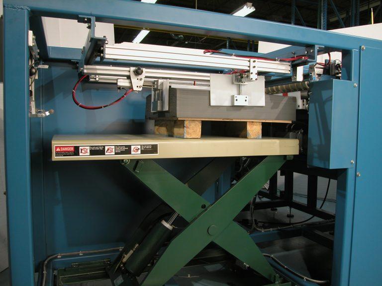 Stacker Tamper Conveyor