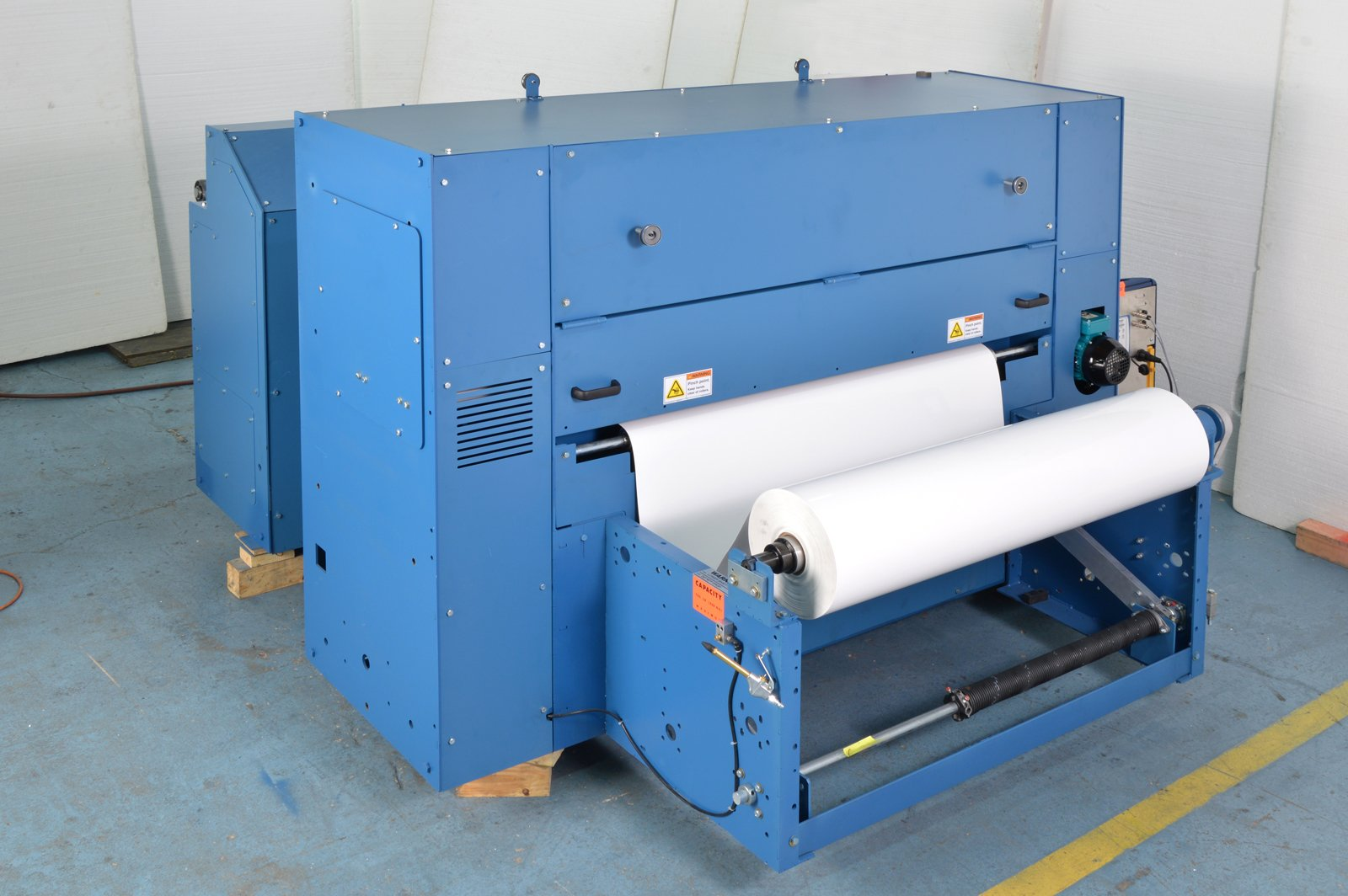 Unwind Sheeter Tape Inkjet